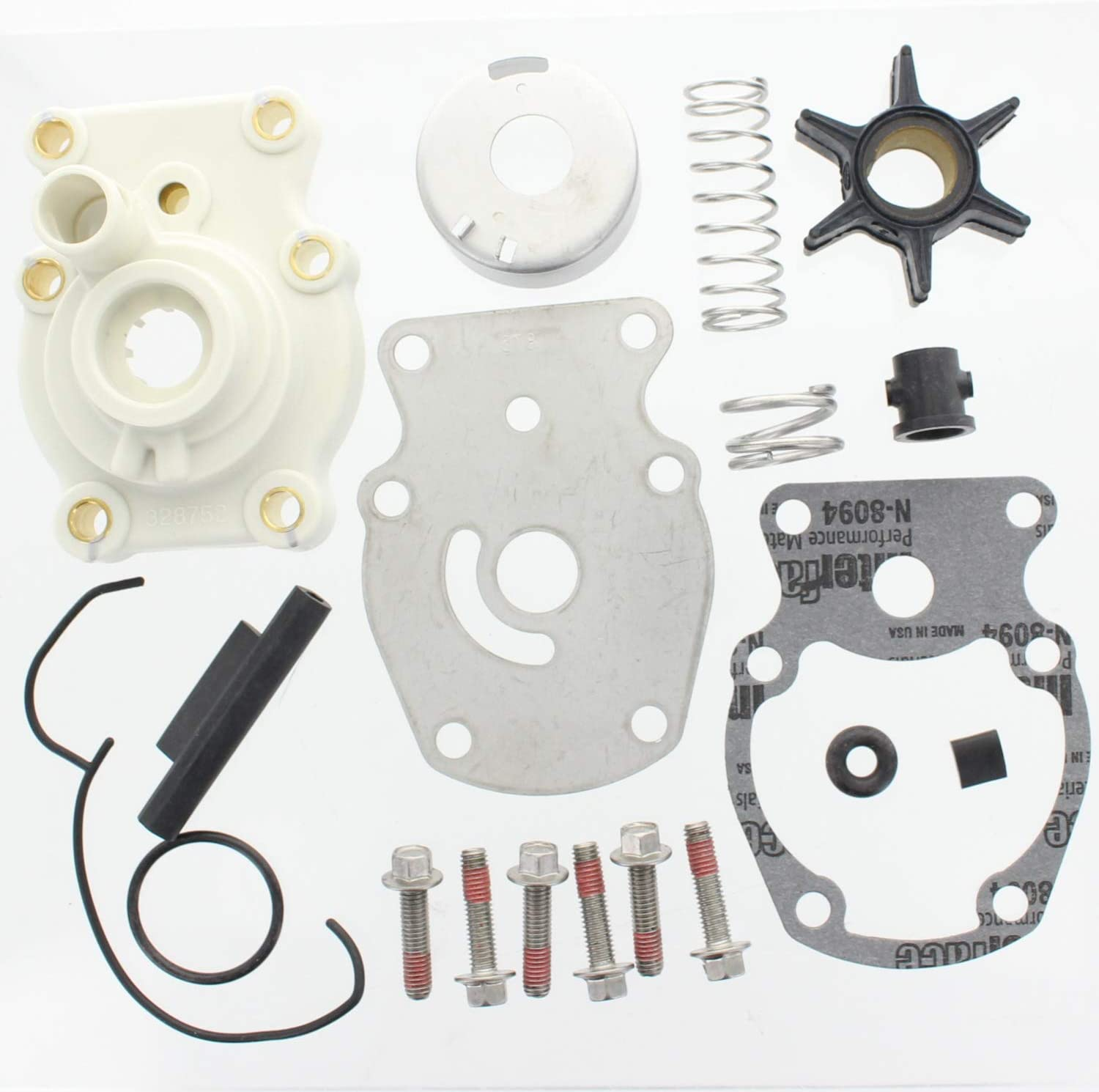 OEM BRP OMC Johnson Evinrude Outboard Water Pump Kit 5008972
