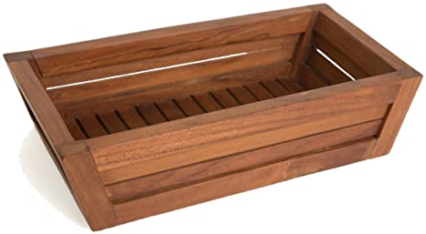 Ordinaire The Original Moa Teak Amenities Tray