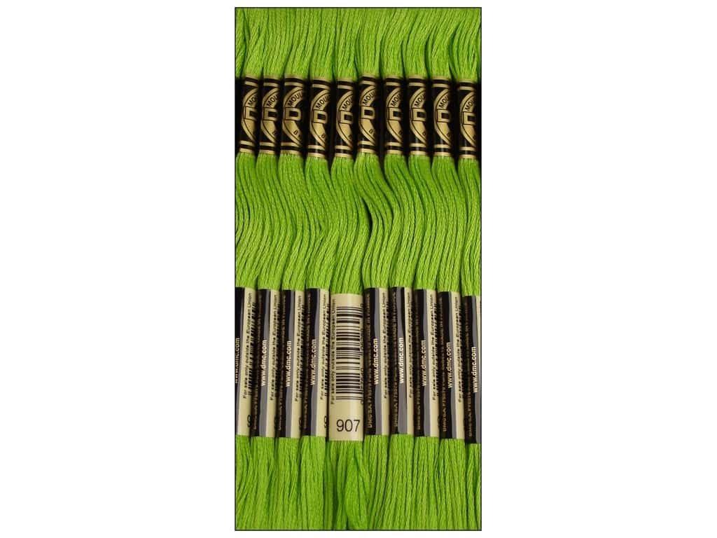 Lightparredgreen Bulk Buy  DMC Thread Six Strand Embroidery Cotton 8.7 Yards Medium Beaver Grey 117647 (12Pack)