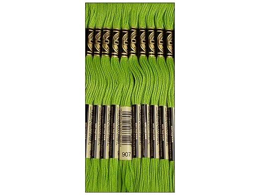Bulk Buy: DMC Thread Six Strand Embroidery Cotton 8 7 Yards Medium