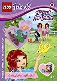 LEGO Friends: A Treat for Goldie Activity Book with Mini-set