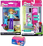 AYB Products Mi Girl Blond Haired Doll World with Photo Booth Playset Play