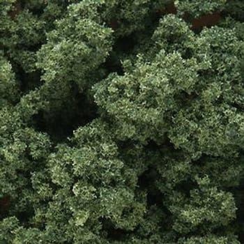 Clump Foliage 57.7 Cubic Inches-Medium Green