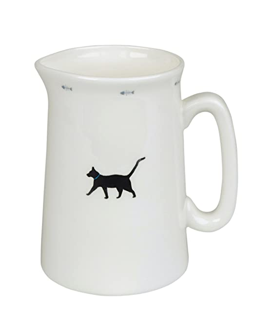 Amazon.com: Sophie Allport - Jarra para gato: Home & Kitchen