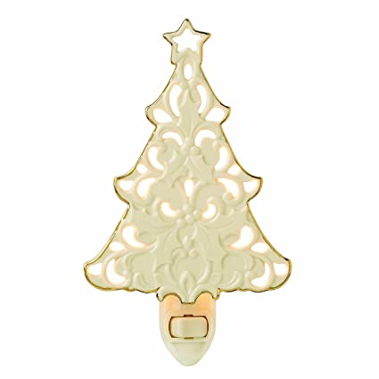 lenox christmas lites tree night light - Christmas Lites