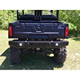 #8: Polaris Ranger Mid Size 570 Rear Bumper with Lights All Years