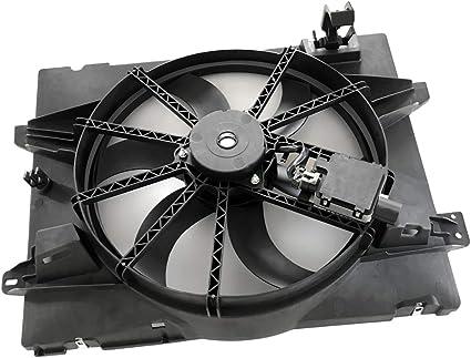 SKP SK621043 Radiator Fan Assembly