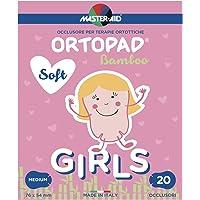 Ortopad Cer Soft Girls M 20Pz