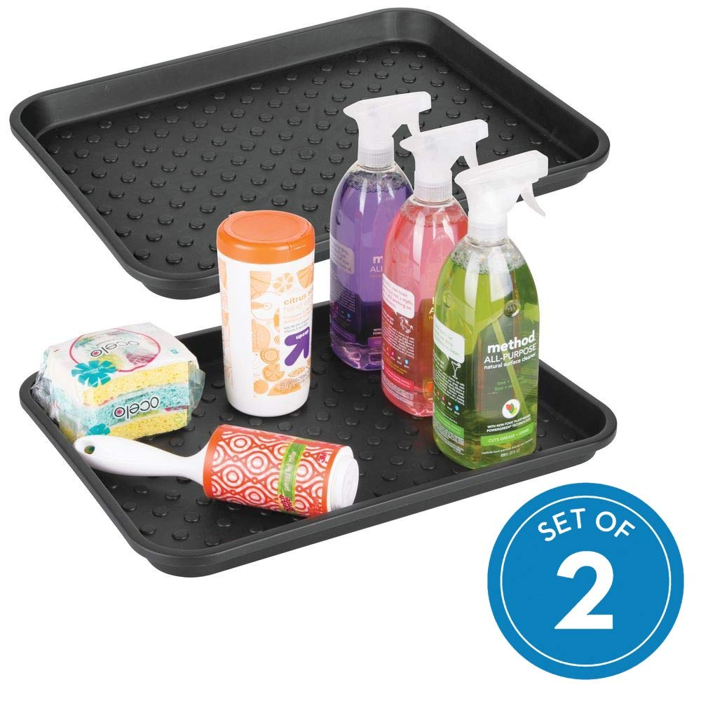 Plastic Under the Sink Drip Protector Tray for Kitchen ...