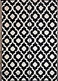 9'x12' outdoor patio rugs camping rv picnic mat rug Dark Nv Blue 4484