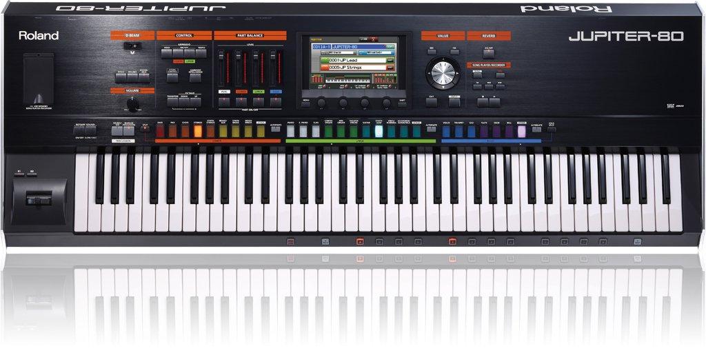 Roland JUPITER-80 Synthesizer: Amazon in: Musical Instruments