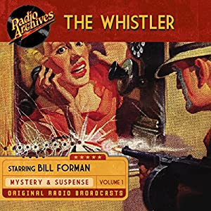 The Whistler, Volume 1 Radio/TV Program
