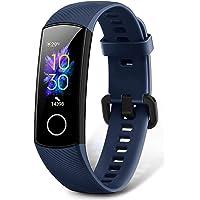 HONOR Band 5 fitnessarmband met hartslagmeter, waterdicht IP68, polshorloge, fitnesstracker, activiteitentracker…