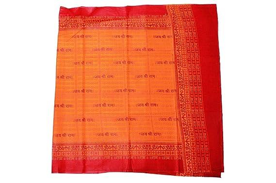 Creativegifts Poly Cotton Meditation Scarf Wrap Yoga Prayer ...