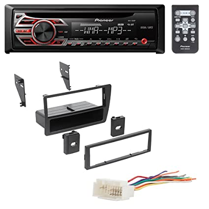 amazon com honda civic 2001 2002 2003 2004 2005 car stereo radio rh amazon com