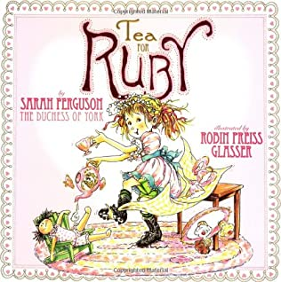 book cover of Tea for Ruby
