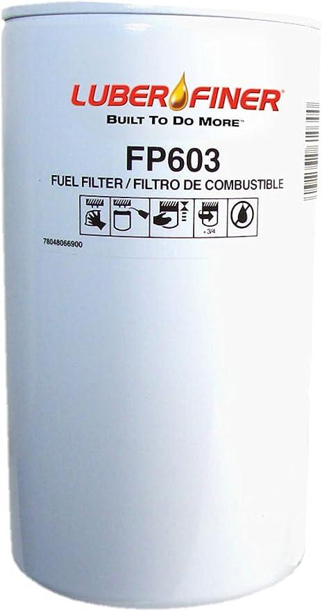Luber-finer FP603 Heavy Duty Fuel Filter