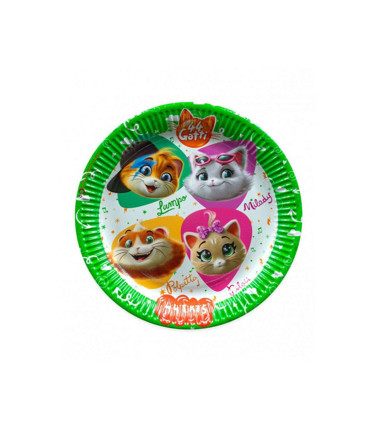Irpot Kit n.49 F Festa Compleanno 44 Gatti