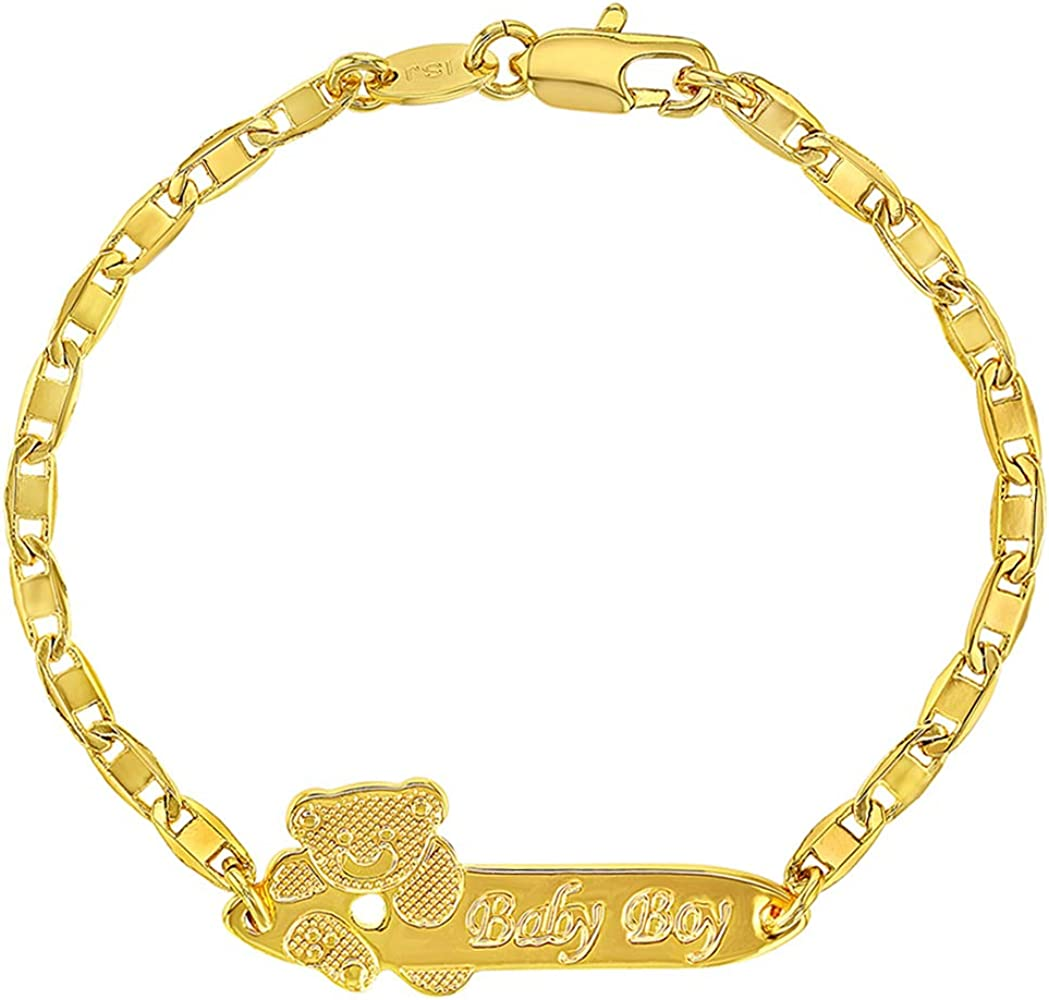 JOANNE Accessories Identity Gold Plated Name Necklace Gift Ideas For Her