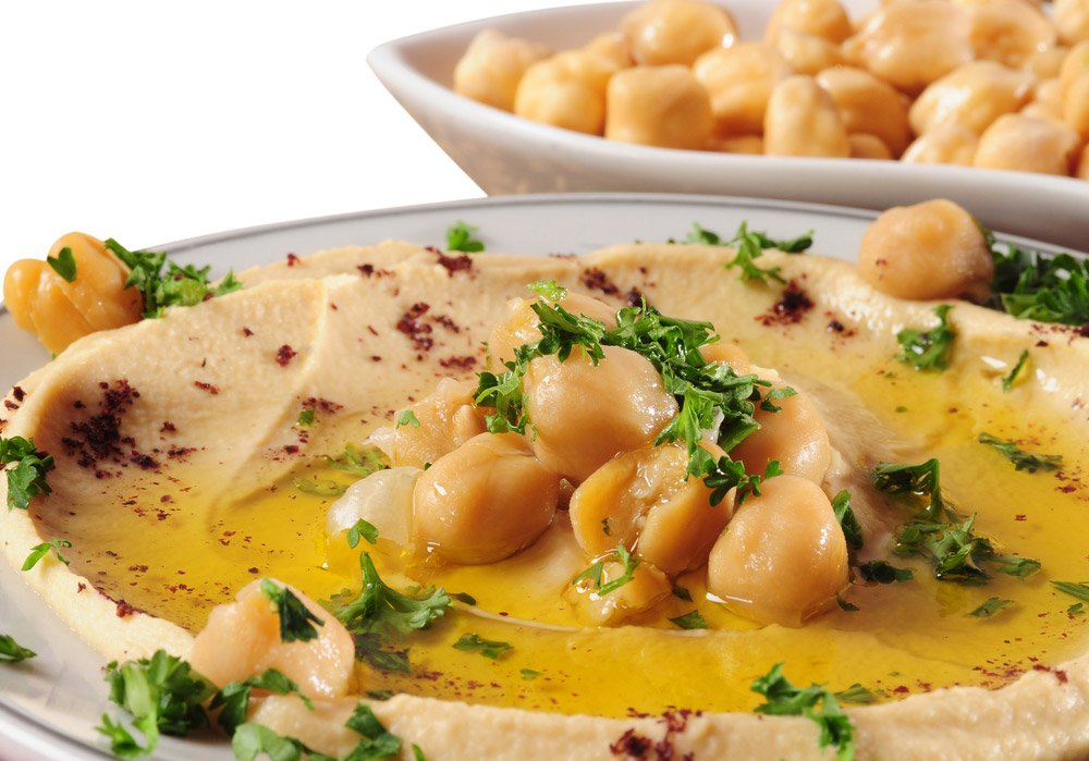 Cortas Hummus Tahini Chick Peas Dip, Ready to Serve, Pack of 6, 14 Oz X 6 by Cortas