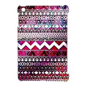 Aztec Tribal Pattern Customized 3D Cover Case for Ipad Mini,custom phone case ygtg538128