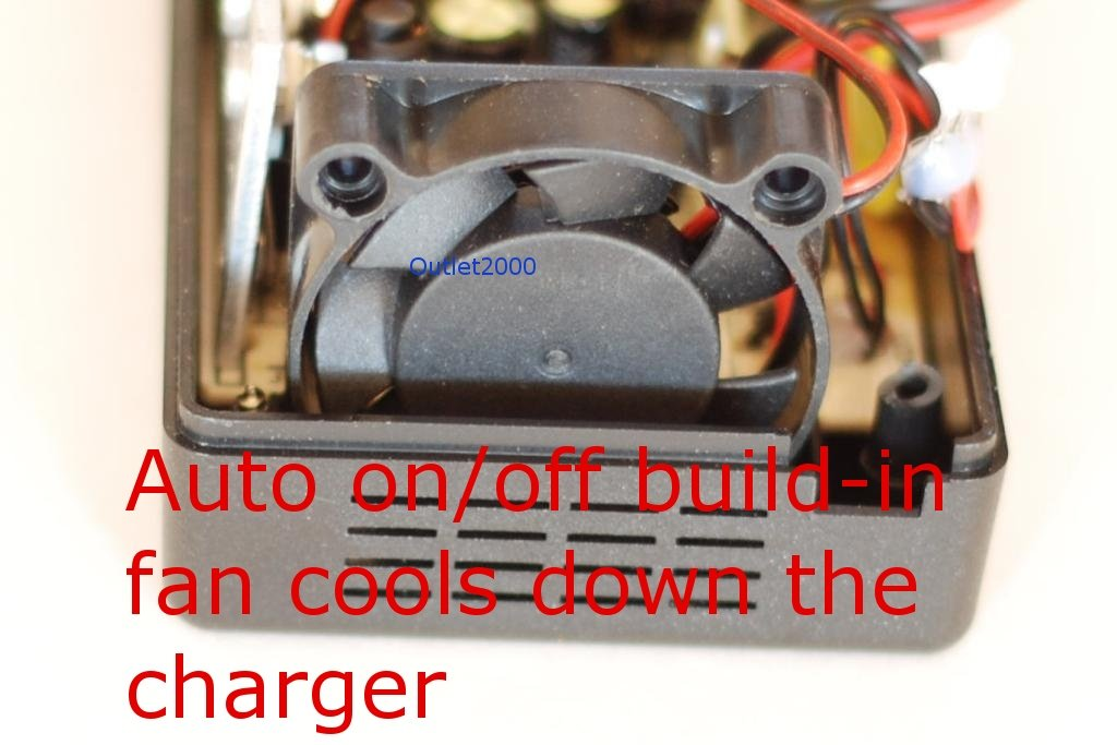 NEW 24V 4A Three Stage Battery Charger For Jazzy Scooter Power Chair with US Warranty