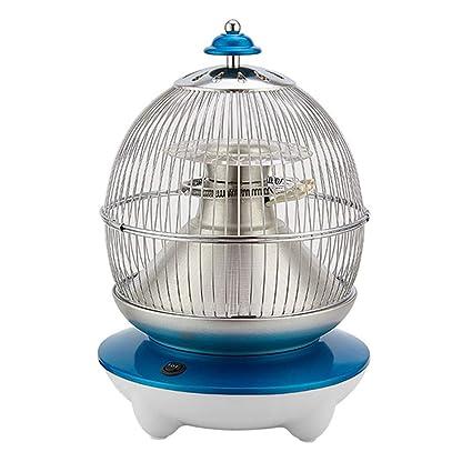 Yxsd Jaula para pájaros Calentador Parrilla Estufa Hogar ...