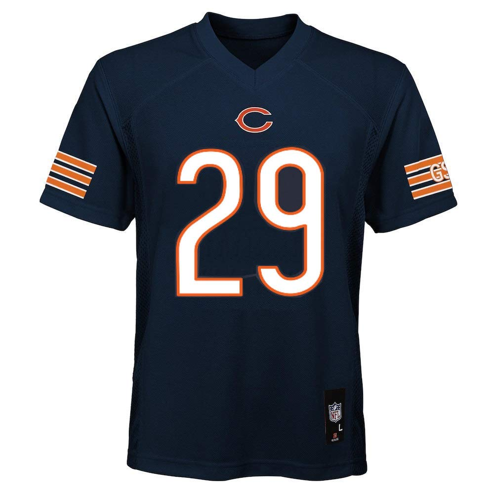 classic fit 0cfe3 27d5c Amazon.com : Outerstuff Tarik Cohen Chicago Bears NFL Youth ...