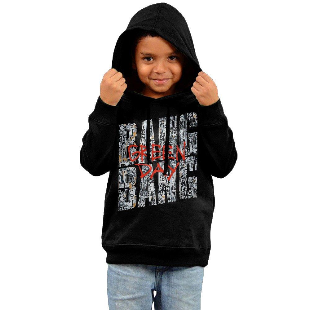 Toddler Is Green Days New Album Called Revolution Radio Hooded Sweatshirt
