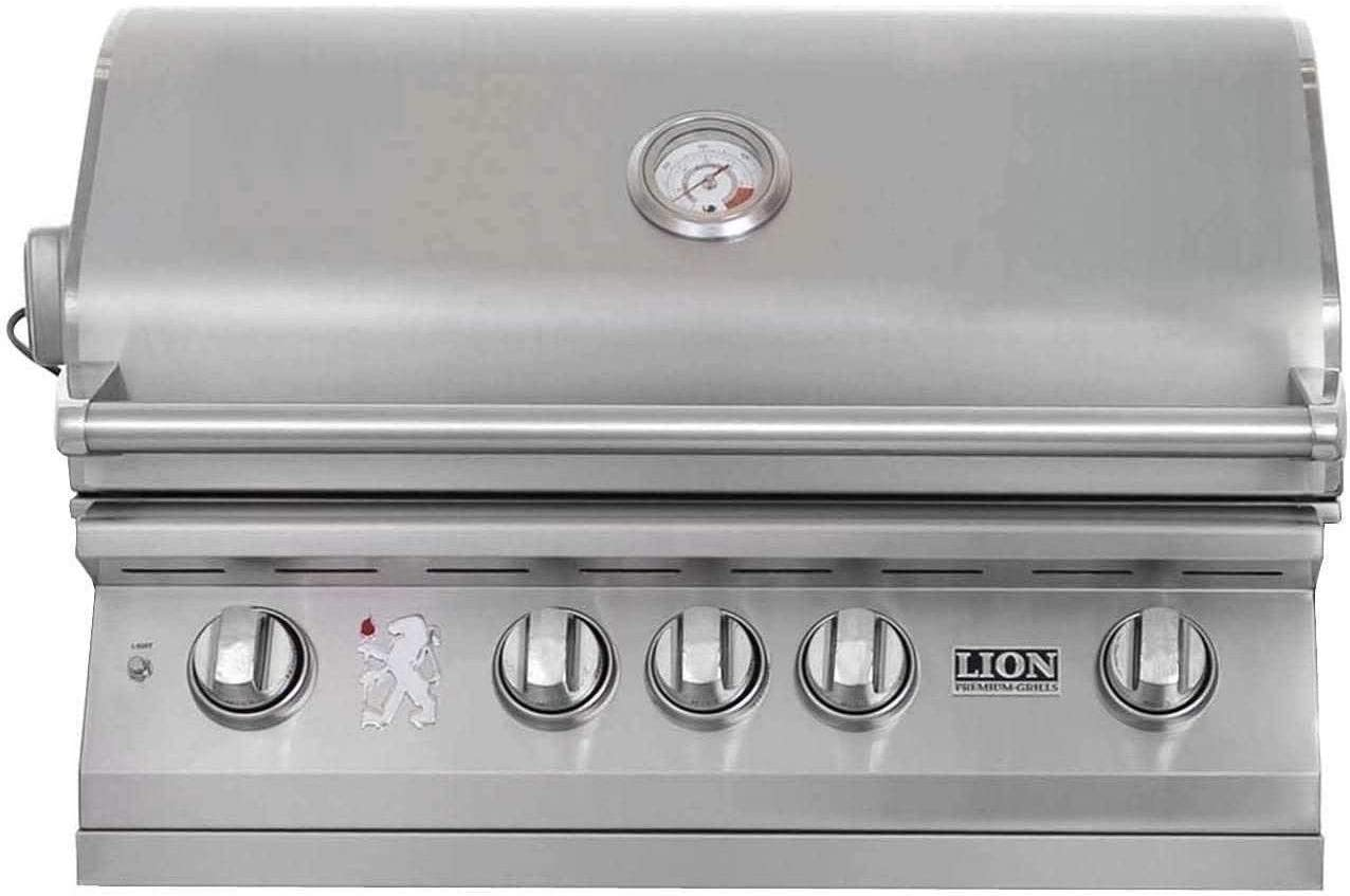 "Lion Premium Grills 32"" Natural Gas Grill"