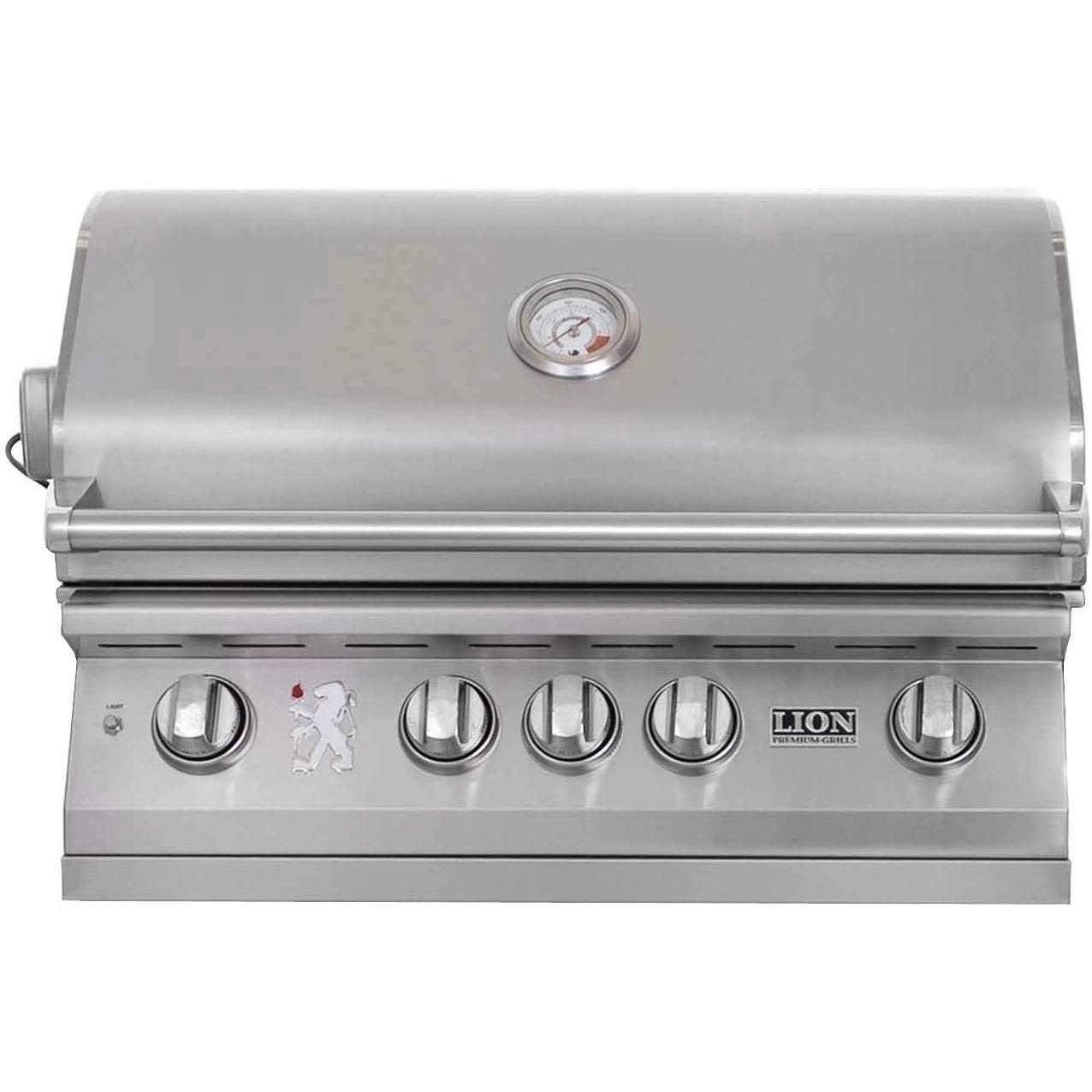 "Lion Premium Grills L75623 32"" Natural Gas Grill"