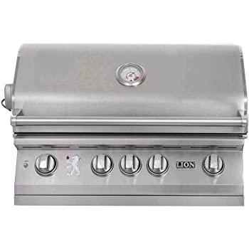 LION PREMIUM GRILLS 5-Burner 830sq. in Natural Gas Grill