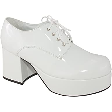 efedbed1ede Image Unavailable. Image not available for. Color  Pimp Adult Costume Shoes  ...