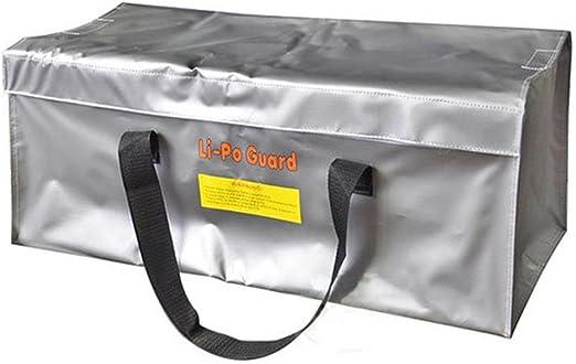 Akku Lipo Tasche Feuerfest Safe Guard Bag In Groß Und Elektronik
