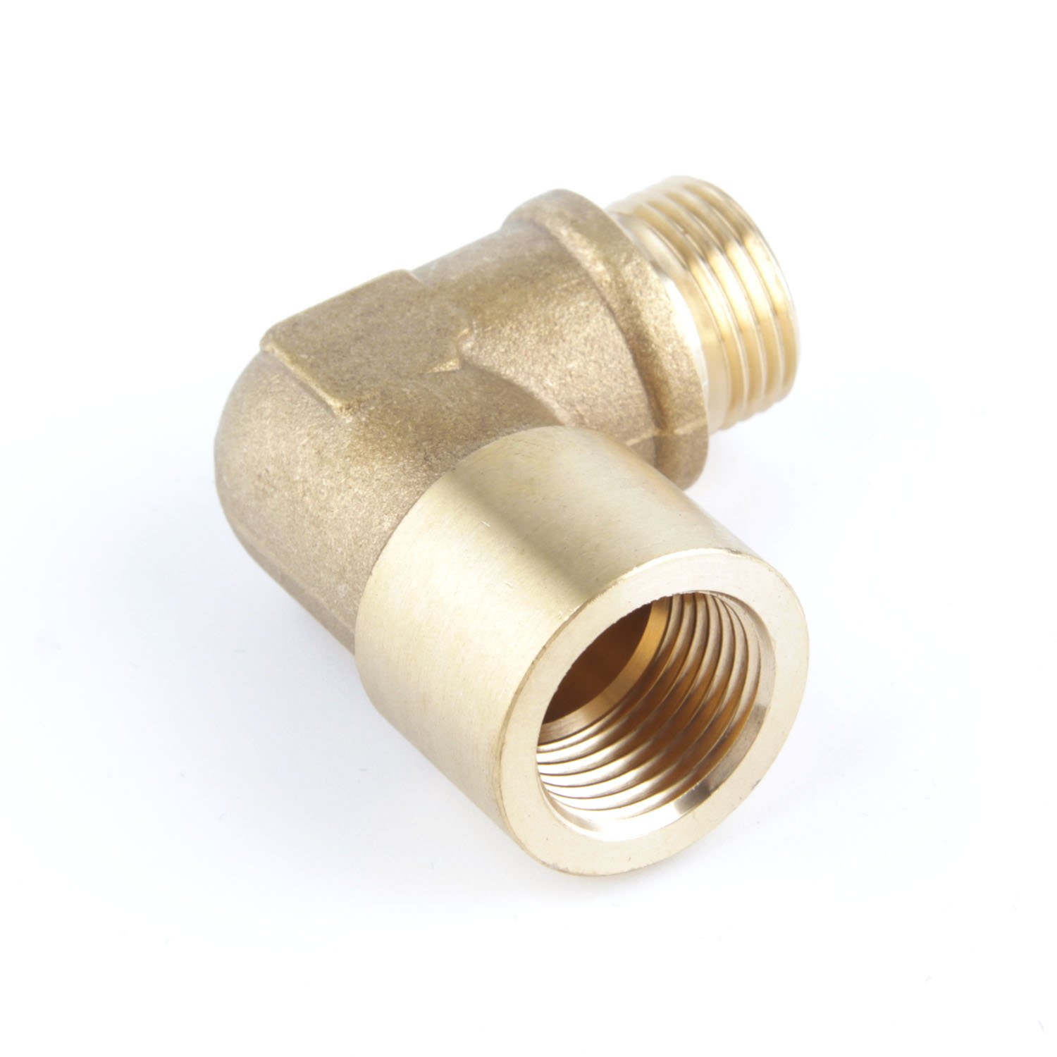Alamor 6mm 8mm 10mm 12mm Brass T Piece 3 Way Fuel Hose Joiner Connector For Air Oil Gas-6mm
