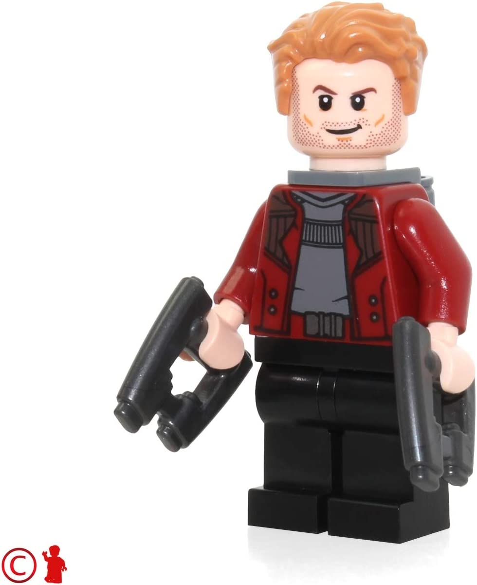 LEGO Super Heroes: Guardians of the Galaxy Vol. 2 MiniFigure - Star Lord (76080)