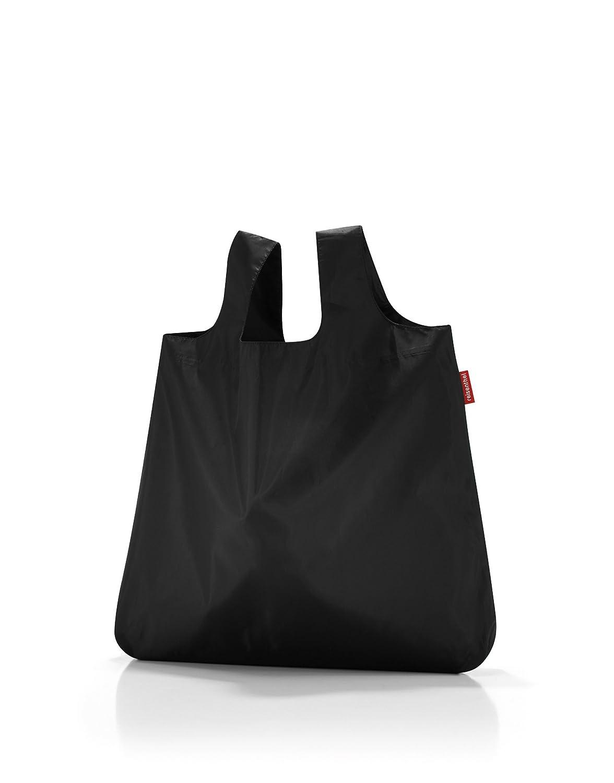 e7f707c65 Reisenthel Mini Maxi Shopper, Shopping Bag, Carry Bag, black, AO7003:  Amazon.co.uk: Kitchen & Home