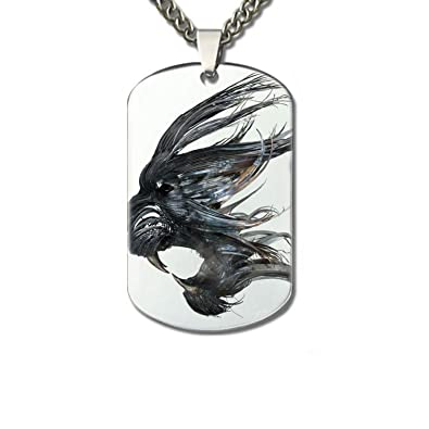 46b5e94640c5 Amazon.com: Animal Head Dog Tags Military Army Necklace Men - Aluminum  Chain Pendant Tactical Jewelry Gift: Jewelry