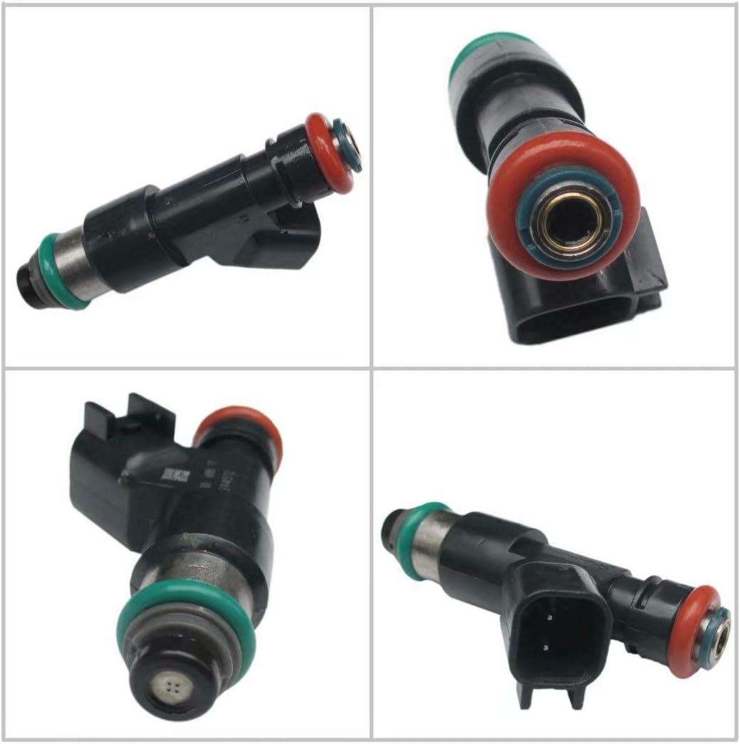 SET OF 8 Fuel Injectors for GM Original Equipment 217-2436 12594512 HIGH PERFORMANCE