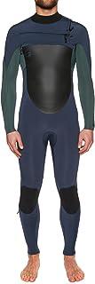 O';Neill O';Riginal 3 / 2MM Chest Zip Wetsuit Slate Reef - Fodera Termica Elasticizzata Facile - Strati Termici Termici Caldi