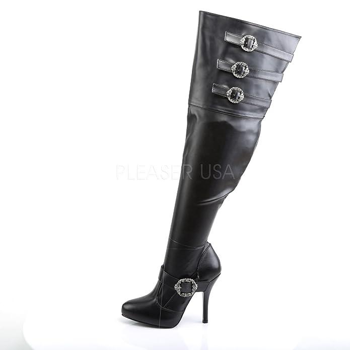 Funtasma Weitschaft-Stiefel Diva-3006X mattschwarz Gr. 39 Billig Verkauf Eastbay Günstig Kaufen Empfehlen 4tqnQfMuJZ