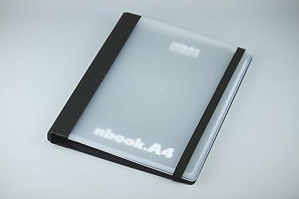 Hermes NB. 32.001 A4 Lujo Premium portátil - negro: Amazon.es ...
