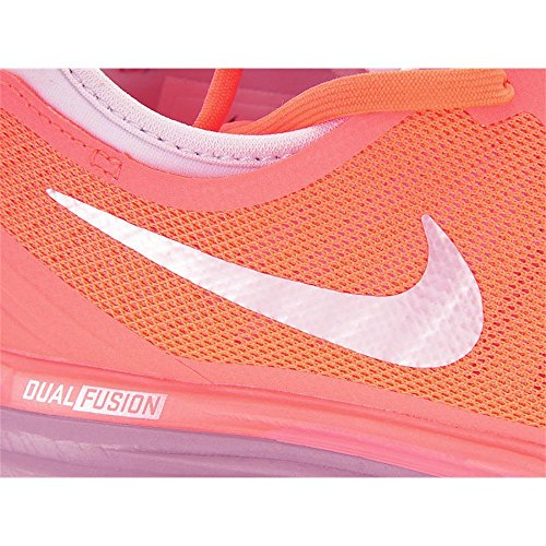W Femme Naranja Dual Mng Fusion Mtlc Gymnastique Nike TR Chaussures Brght de Orng hypr Pltnm Orange 4 pdw7Ax8S