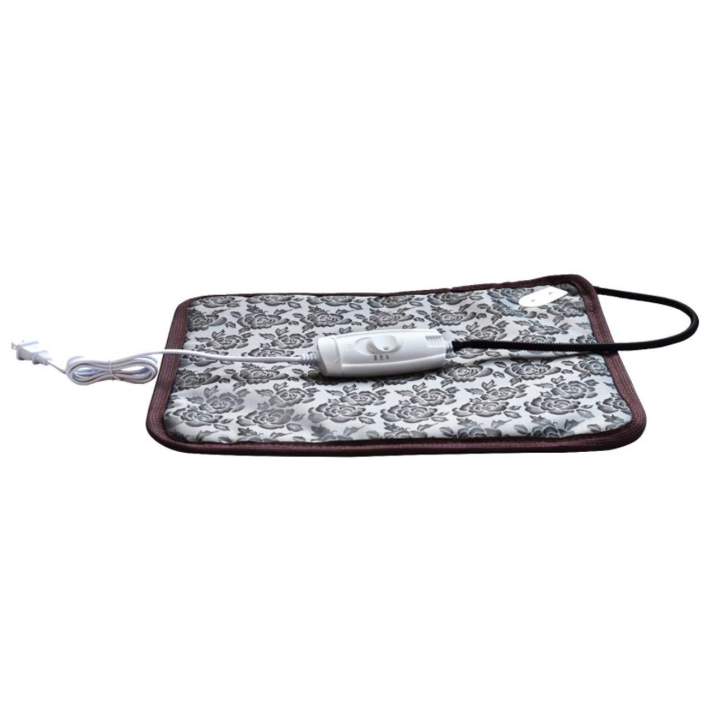 Pet Heating Pad Electric Blanket Winter Pet Warm Pad Pet Pad Multi-Function Seat Warm Pad 45  45cm