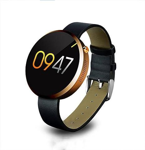 Amazon.com : Smart Watch Round Screen Bracelet Smart Outdoor ...