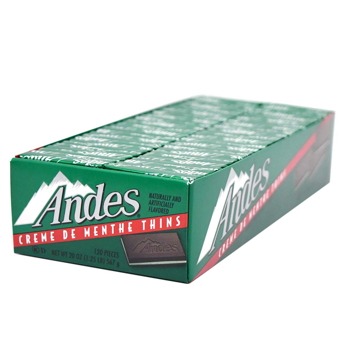 Andes Creme De Menthe Thin Mints, 120-Count Thins by Andes (Image #1)