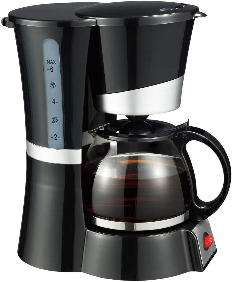 Aliespain Cafetera goteo kuken 4-6 tazas 0,60 L no necesita filtros: Amazon.es: Hogar