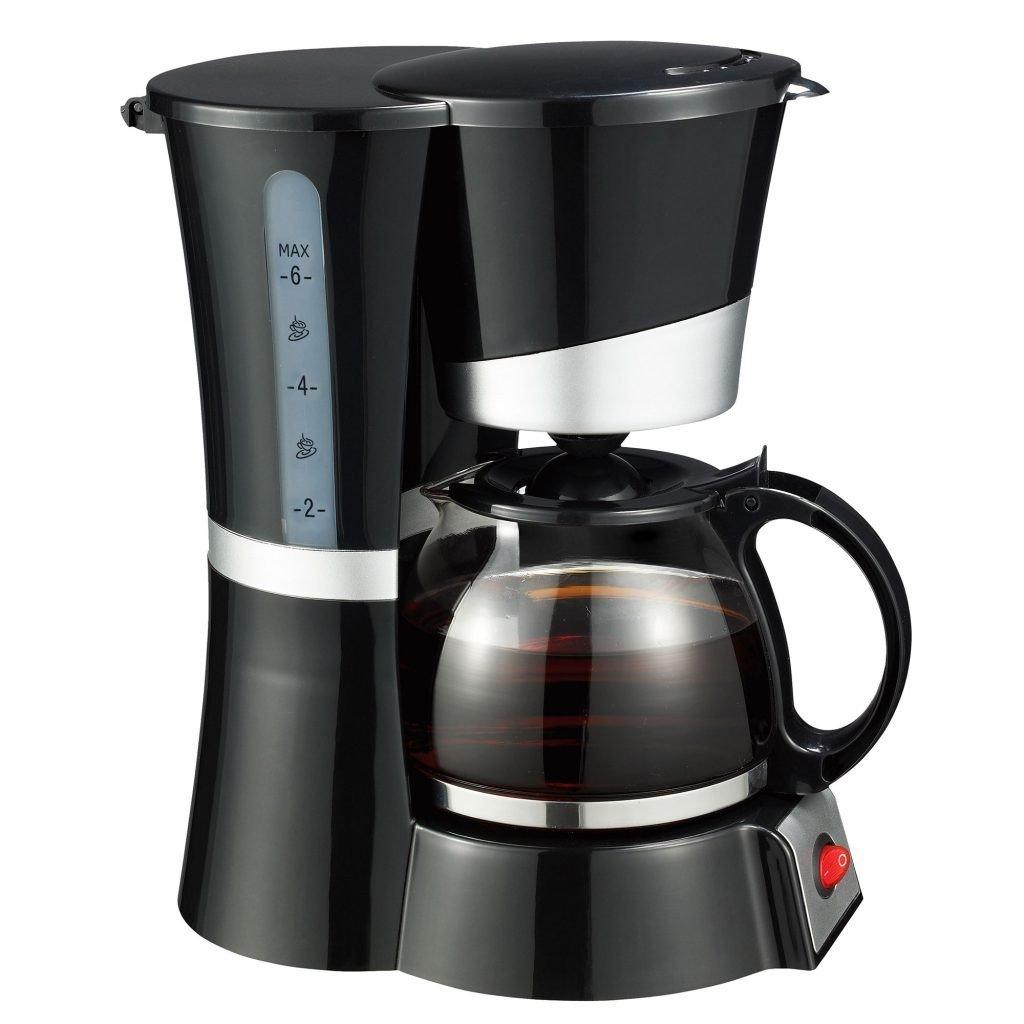 Aliespain Cafetera goteo kuken 4-6 tazas 0,60 L no necesita ...