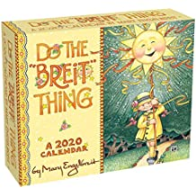 Mary Engelbreit 2020 Day-to-Day Calendar: Do the Breit Thing