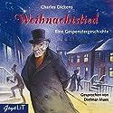 Weihnachtslied Hörbuch von Charles Dickens Gesprochen von: Dietmar Mues